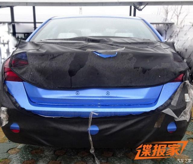动力系统升级 新款帝豪EV 3月上市