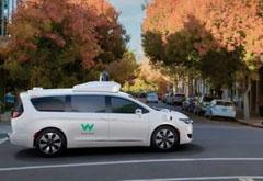 "Waymo订购""成千上万""辆Pacifica 将开放自动驾驶打车服务"