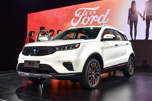 向年轻化设计升级 近期5款合资SUV最新谍照抢先看