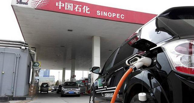 北京10月15日起停止自助加油 加油站改造为充电站