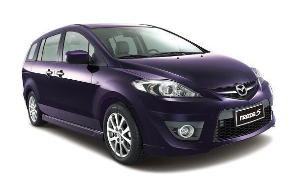 马自达召回部分进口Mazda5、CX-5和Mazda3汽车