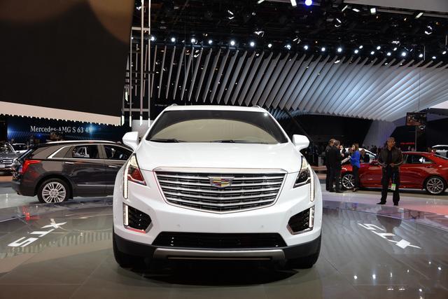 凯迪拉克国产新7座SUV 或售40万