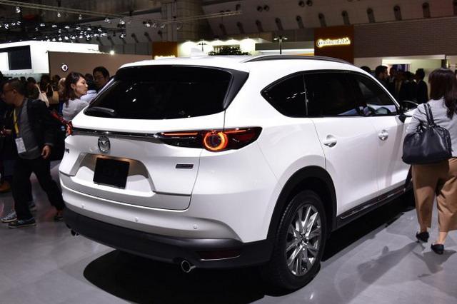 颜值超汉兰达 马自达CX-8有望2018年国产