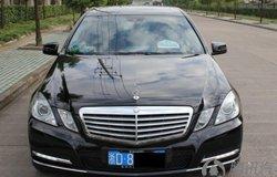 奔驰E260L优雅型提车作业