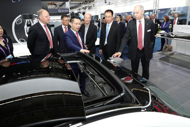 恒驰造车再加速 将与博世/大陆等展开深度合作