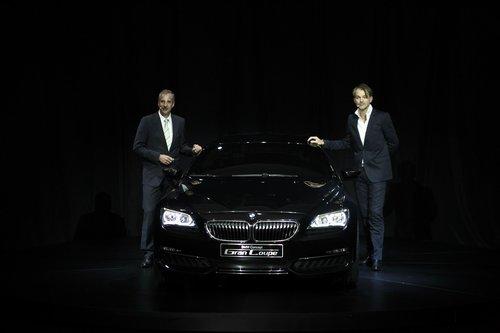 BMW设计之夜 Gran Coupé概念车全球首发