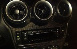 F430作业改装电镀轮毂