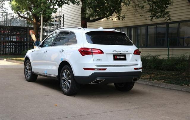 众泰T600运动版预售9万起 将9月28日上市