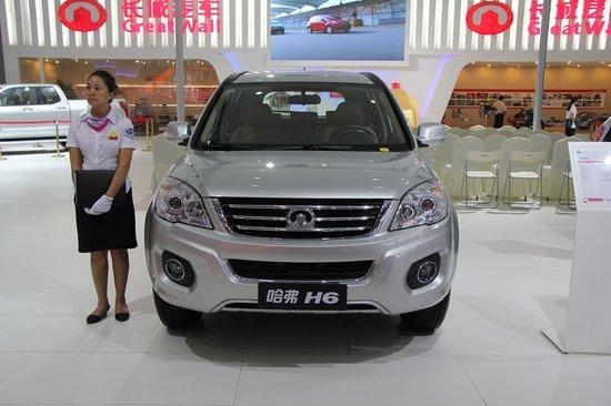 哈弗H6成都车展登陆川渝 9.58万起售