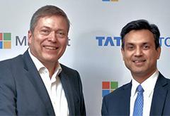 微软与塔塔汽车联手 重塑互联汽车/提高驾驶体验