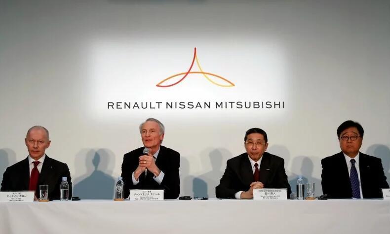 雷诺放弃任命日产董事长,三方建立新的权力分享协议开启新起点