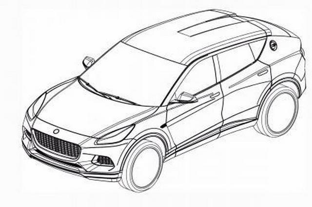路特斯首款SUV最新消息 基于CMA平台开发