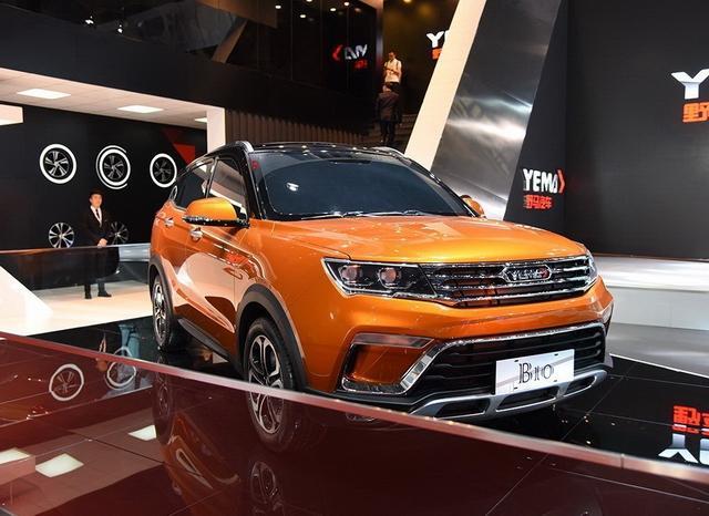 延续原型车设计 野马T60申报信息曝光