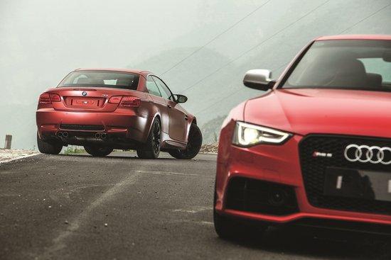 V8时代即将结束 三款高性能房车终极比拼