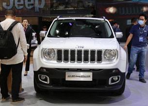 国产Jeep自由侠首发 世家小硬汉