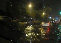 北京大雨中涉水驾驶并驾驶技巧解析