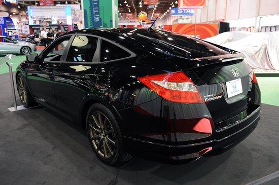 造型更夸张 本田推出歌诗图HFP概念车