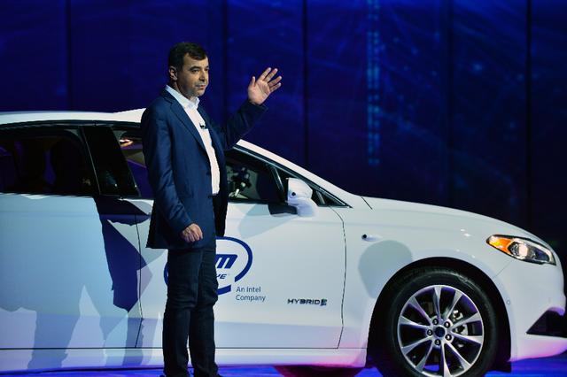 英特尔:ADAS合作及产品为全自动驾驶加足马力