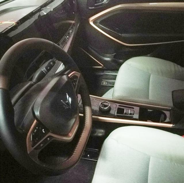 北汽新能源上海车展阵容 全新纯电概念车等