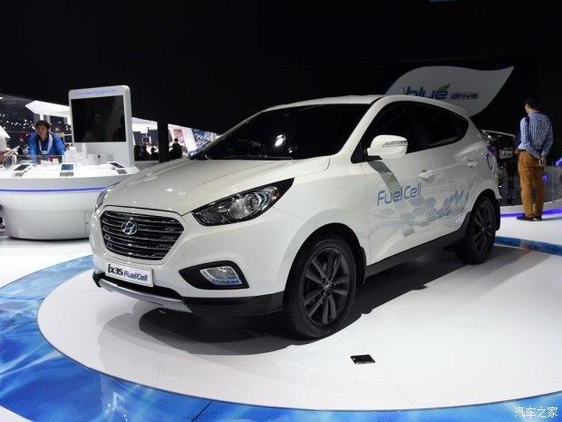 『现代ix35 fuel cell』