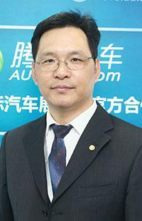 东风乘用车公司副总经理李炜