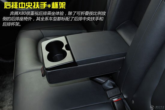 推荐2.0手动豪华型 一汽奔腾X80购车手册
