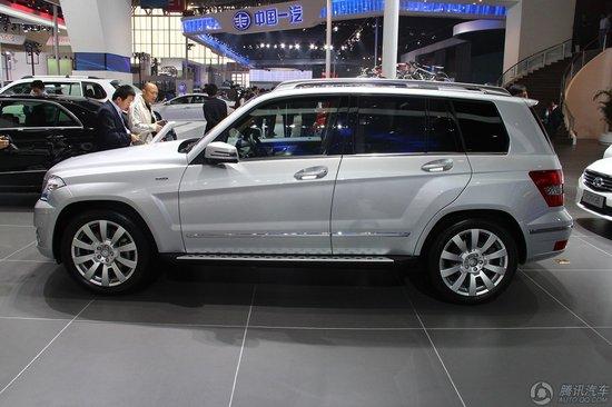 [新车解析]国产奔驰GLK北京车展正式上市