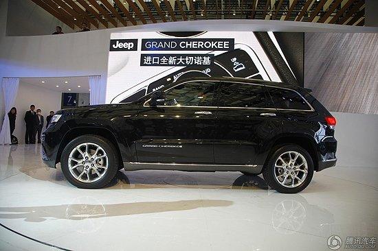[新车解析]Jeep全新大切诺基亮相上海车展