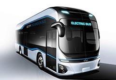 现代即将发布纯电动巴士 续航达290公里