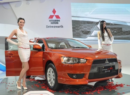 2011款东南三菱翼神上市 10.98万元起售
