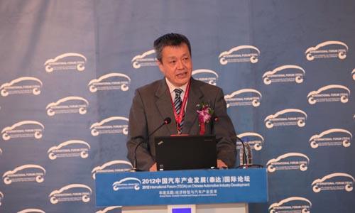 徐惠:打造石化产业链 服务汽车行业