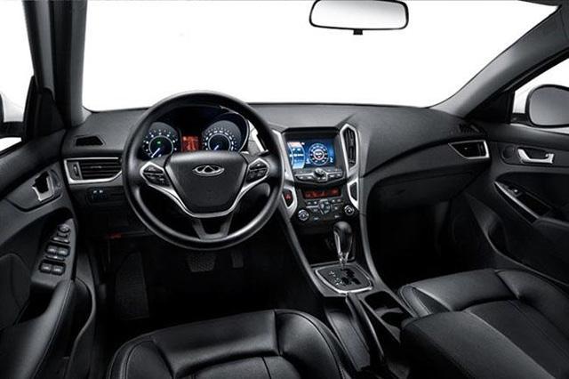 艾瑞泽7全黑内饰版新车将于成都车展上市