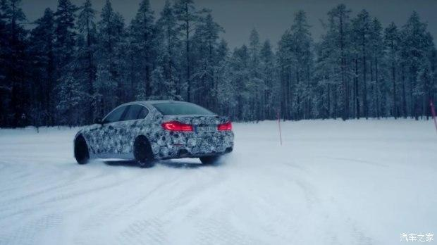 新一代ALPINA B5预告 日内瓦车展首发