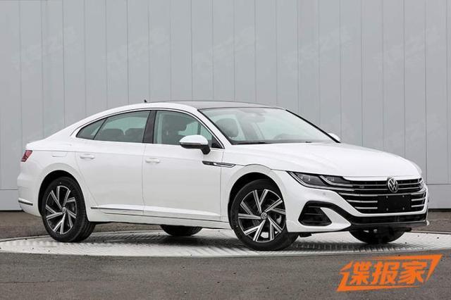 轿车+猎装版新款大众CC有望于11月上市