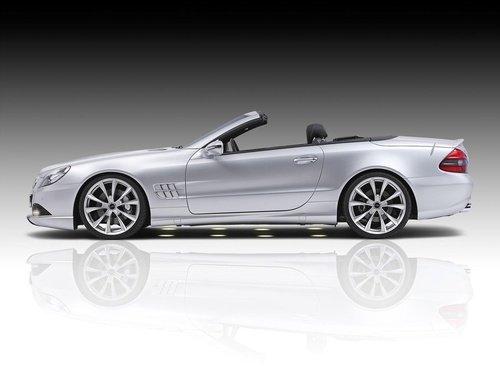 Piecha Design发布奔驰SL套件 时尚更个性