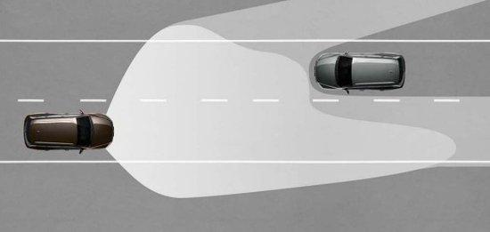 大众辉腾:动态车灯辅助系统确保安全会车