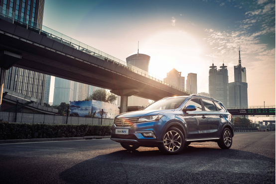 荣威RX5新车型正式上市 售12.88万元