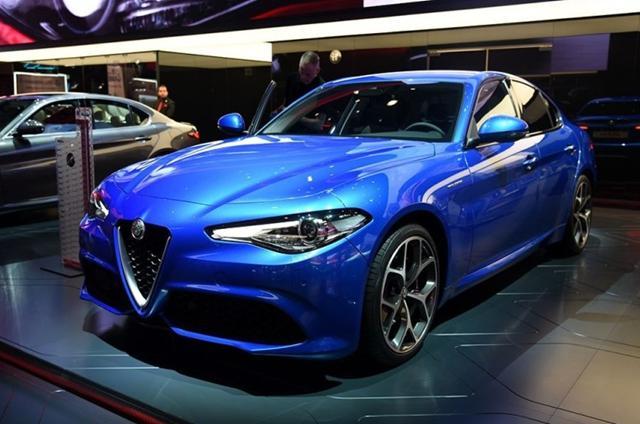 曝阿尔法罗密欧Giulia疑似售价 或29-42万