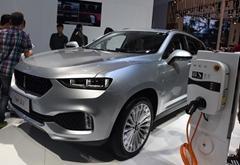 曝长城新车计划 插电式混动SUV下半年上市