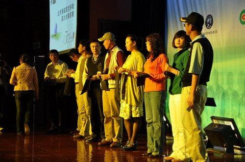 北京博瑞雷克萨斯高尔夫精英赛完美收杆