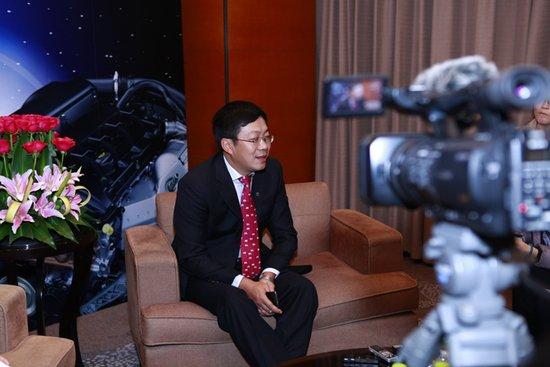 东风标致总经理吕海涛