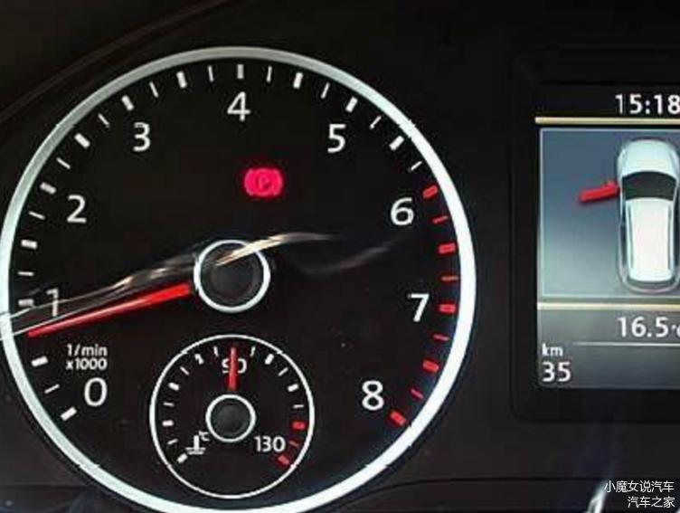 手动挡换挡时 看转速还是迈数 难怪你的车耗油