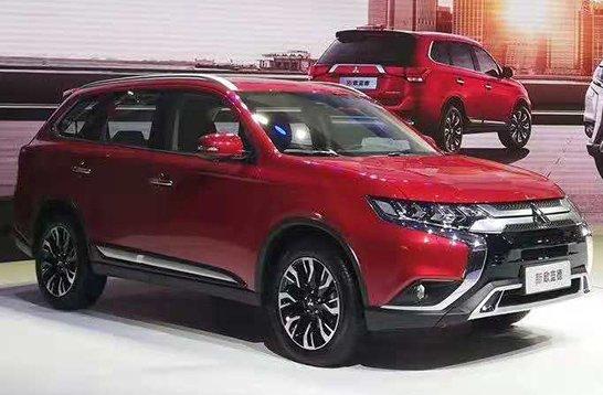 广汽三菱 20万以下四驱7座高性价比SUV上市