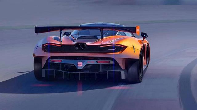 为速度而生 迈凯伦720S GT3预告图发布
