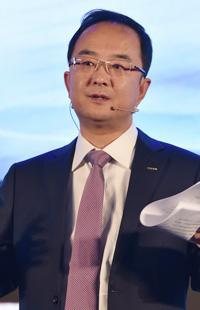 吉利汽车总裁、CEO 安聪慧