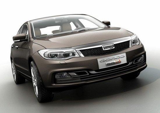 观致是由中国奇瑞公司与以色列Israel公司合资成立的高端汽车品牌