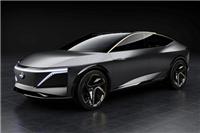 日产两款最新概念车将于上海车展亮相
