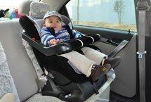 儿童乘车安全不可忽视