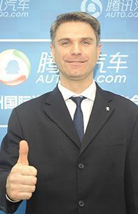 东风标致副总经理文南