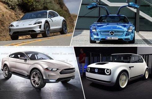 不只是国产车的专利 海外品牌纯电动车技术新动态
